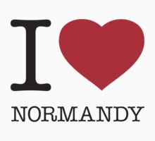 I ♥ NORMANDY Kids Clothes