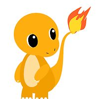 Charmander by MomoRocket