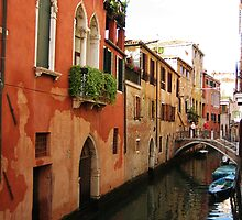 Quiet Canal in Venice by ChaosGate