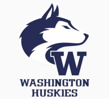 "College University ""Washington Huskies"" Sports Baseball Basketball Football Hockey by artkrannie"