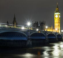 A Lapse in Time #2, London by Cherrybom
