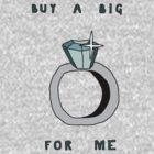 Marina and the Diamonds - Diamond ring by lilycatherine