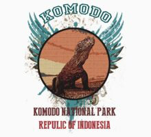 Komodo Royal Park by dejava