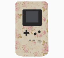 Gameboy Floral Phone Kids Clothes