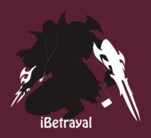 iBetrayal (Zed) by Runehise