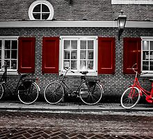 Amsterdam, the city of Bikes by SDcaptured