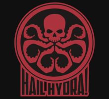 Hail Hydra! by VintageInk