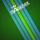 Isagenix Iphone Case by JustinMcClure
