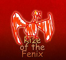 Rize of the Fenix! (Tenacious D) - Fanmade stupid by FanmadeStore