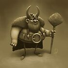 Viking by Alfonso Rosso