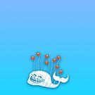 Twitter Whale Trolling You by FanmadeStore