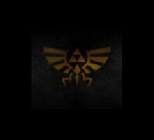 Hyrule Crest by Z31daG33k