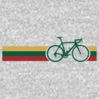 Bike Stripes Lithuanian National Road Race by sher00