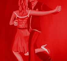 In the Intoxication of Dance by artbyengels