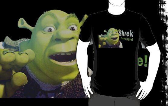Shrek is Love by nicksala
