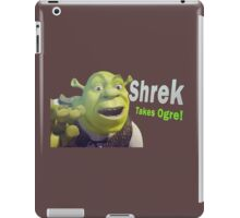 Shrek is Love iPad Case/Skin