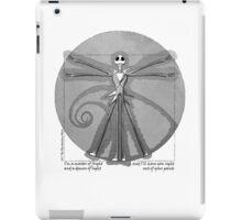 The Burtonian Man iPad Case/Skin
