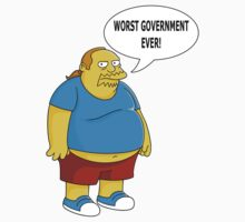 Worst Government Ever! by Diabolical
