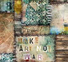 Make art not war by RafaelArty