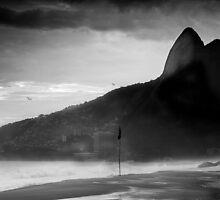 Rio de Janeiro in Black and White by kakacorreia