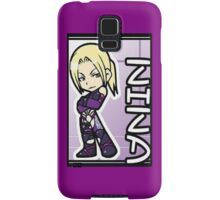 Nina Williams III Samsung Galaxy Case/Skin