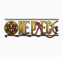 Logo of one piece by Font-Genius
