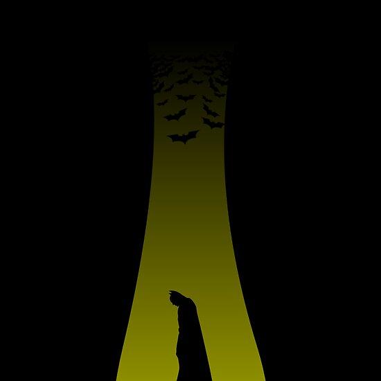 The Dark Knight by jayebz