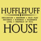 Hufflepuff House by LovelyOwls