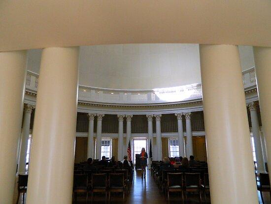 Inside the Rotunda by ctheworld