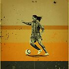 ronaldinho by Jim Roberts