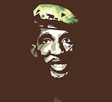 Thomas Sankara by HenriFdz