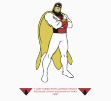 "Space Ghost - ""Intelligence Drugs"" by JGManRulz"