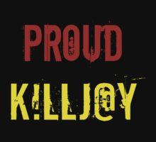 Proud Killjoy Kids Clothes
