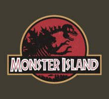Monster Island by ennuieffect
