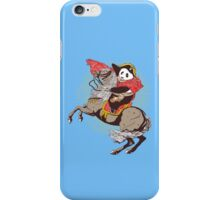 The Great Panda Ride iPhone Case/Skin