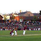 Health Bank Cricket Challenge by Joel Bramley