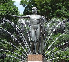 25 Archibald Fountain Hyde Park Sydney by mysteriousways