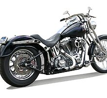 2003 H.D. Softail Custom 9 by DaveKoontz