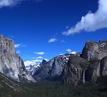 Yosemite Valley by Mark Bolton