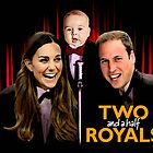 Two and a Half Royals by Brother Adam