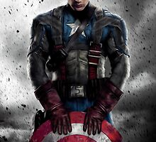 The First Avenger by andrewtylerrose