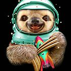 SPACESLOTH by MEDIACORPSE