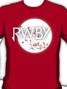 RWBY red moon blossoms T-Shirt