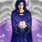 Angel of Compassion by TriciaDanby