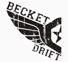 Raleigh Becket G/danger by K- kipper