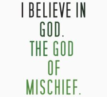 Loki: The god of mischief by mayaaubrey