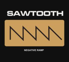 Sawtooth (Negative Ramp) by ixrid
