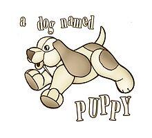 A Dog Named Puppy by HenryGaudet