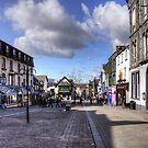 Keswick Main Street by Tom Gomez