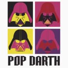 Pop Darth by ethnographics
